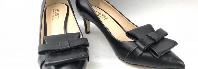 MUSTO靴修理ハーフソール補強