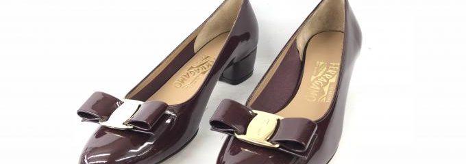 サルバトーレフェラガモ(salvatore feragamo)靴補強修理