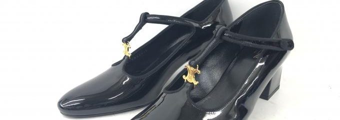 セリーヌ(CELINE)靴底補強修理