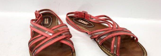 マルニ(MARNI)靴底修理