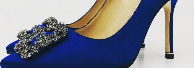 マノロブラニク(Manolo Blahnik)靴修理