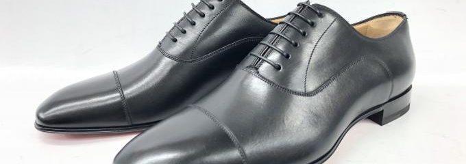 クリスチャンルブタン(Christian Louboutin)GREGGO FLAT 靴修理