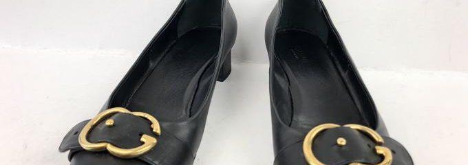 グッチ(GUCCI)靴底補強修理
