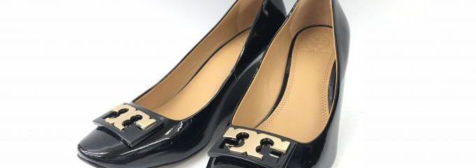 トリーバーチ(TORY BURCH)靴ハーフソール修理
