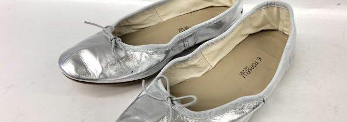 ポルセリ(E.PORSELLI)靴補強修理