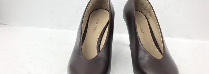 ジルサンダー(JIL SANDER)靴修理
