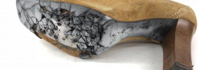 コールハーン(COLE HAAN)靴修理