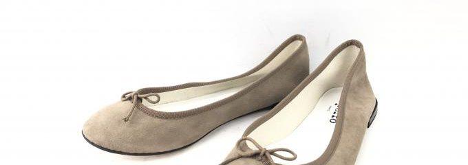 レペット(reppet)シルクハーフソール靴底事前補強修理