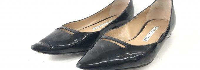 ペリーコアネッリ(PELLICOANELLI)靴底補修修理