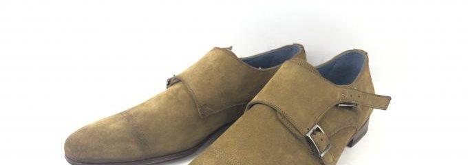 サンピエレ(ZAMPIERE)靴底補強修理