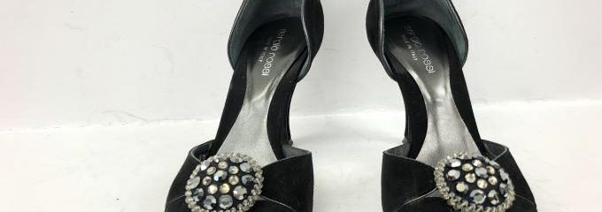 セルジオロッシ(sergio rossi)靴修理