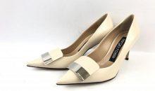 セルジオロッシ(sergio rossi)靴底補強修理