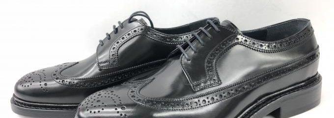ジャランスリウァヤ(Jalan Sriwijaya)×グリーンレーベル 事前補強靴修理
