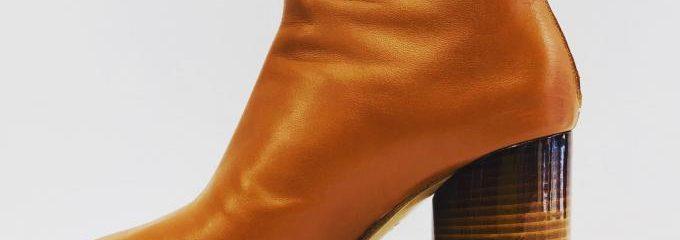 メゾンマルジェラハーフソール靴修理