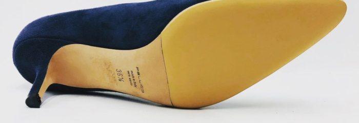 ペリーコ(PELLICO)靴修理  ハーフソール