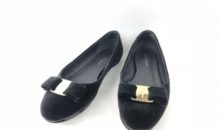 サルバトーレフェラガモ(salvatore feragamo)靴底補修修理