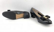 サルバトーレフェラガモ(salvatore feragamo)靴修理
