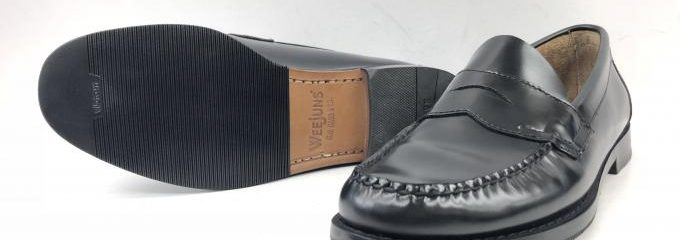 ジーエイチバス( G.H.BASS )靴修理