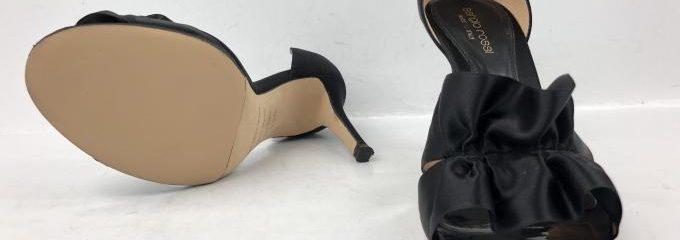 セルジオロッシ(sergio rossi)ハーフソール靴修理