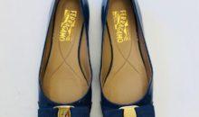 フェラガモ 靴修理