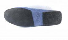 トッズ(TOD'S)ドライビングシューズ靴底補強
