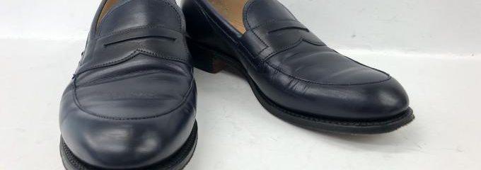チーニー(CHEANEY)ハーフソール靴修理