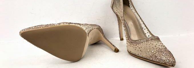 ジャンヴィトロッシ (Gianvito Rossi) 靴修理