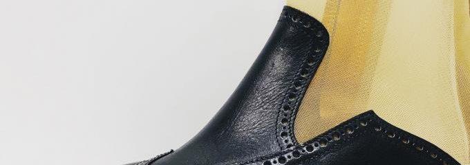 メゾンマルジェラ靴底事前補強