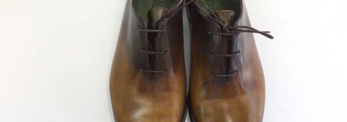 ベルルッティ (Berluti)靴修理