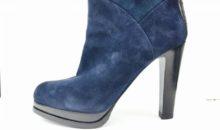 セルジオロッシ厚底カット靴修理