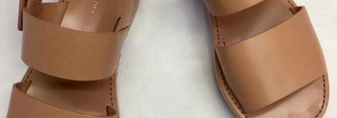 セリーヌ(CELINE)靴修理・メンテ  セット修理