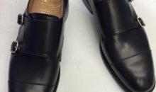 チャーチ(Church's)靴修理・メンテ  ハーフソール