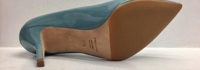 ペリーコ(PELLICO)靴修理・メンテ  ハーフソール修理事例