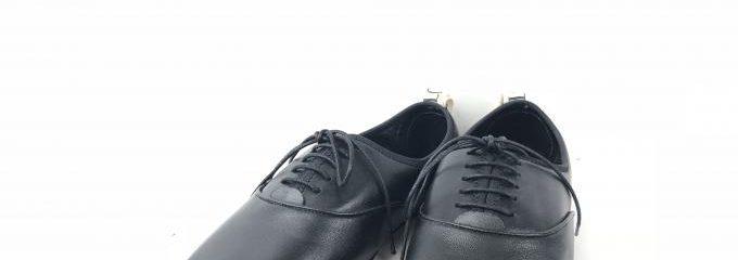 ロエベ(LOEWE)靴事前補強修理