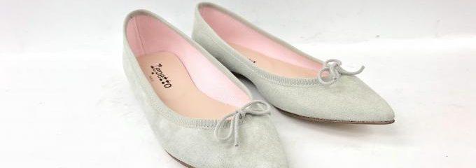 レペット(reppet)新品靴底補強修理