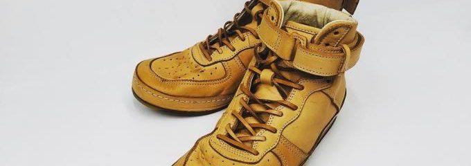 Hender Scheme(エンダースキーマ) エアフォース1 靴補強修理