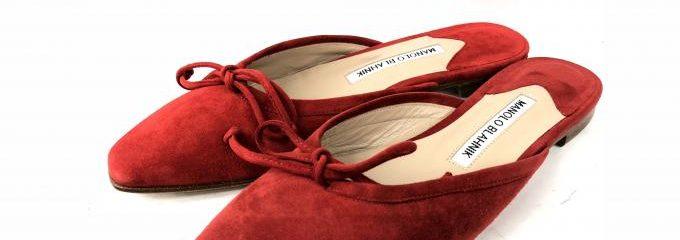 エルメス(HERMES)ウェッジソール靴補強修理