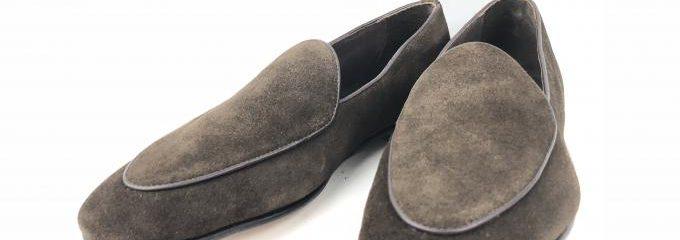 ポルペッタ(POLPETTA)靴事前補強修理