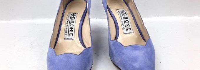 ネブローニ(NEBULONI)ハーフソール靴修理