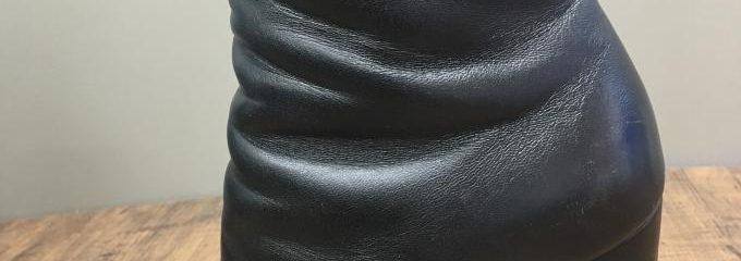 サンローラン (SAINT LAURENT)アンクルブーツ・靴底補強修理