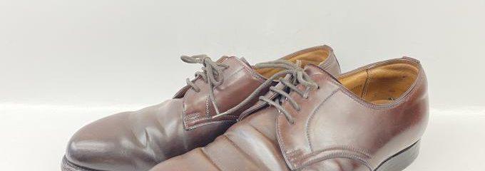 クロケット&ジョーンズ(CROCKETT&JONES)レンデンバッハオールソール靴底修理