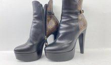 ルイ・ヴィトン(LOUIS VUITTON) 靴底補強修理