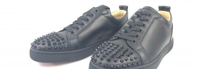 クリスチャンルブタン(Christian Louboutin )スニーカー靴底補強修理