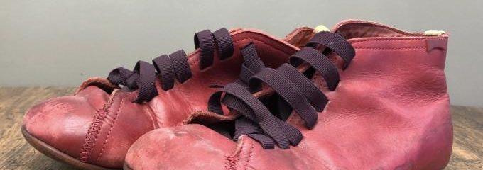 カンペール(CAMPER)ぺウ 靴底修理