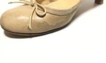 クロエ靴カラーリング