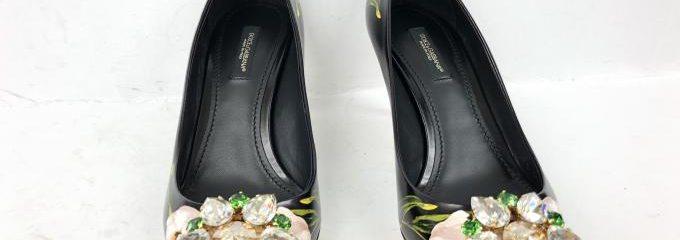 ドルチェ&ガッバーナ(Dolce & Gabbana)ハーフソール靴修理