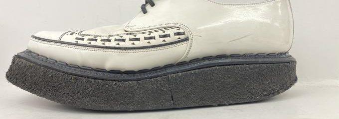 ジョージコックス(GEORGE COX)かかと+靴底部分補修