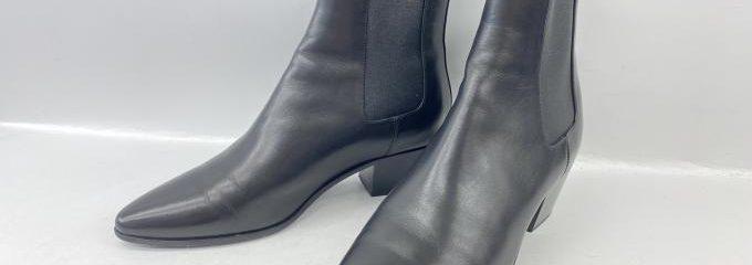 サンローラン(SAINT LAURENT)靴底事前補強修理