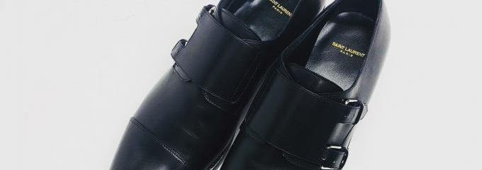 Saint Laurent(サンローラン)ミラーハーフラバー靴修理