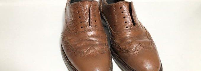 コーチ(COACH)靴補色